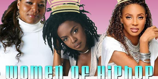 Lauryn, Latifah, and Lyte:  Women of Hiphop