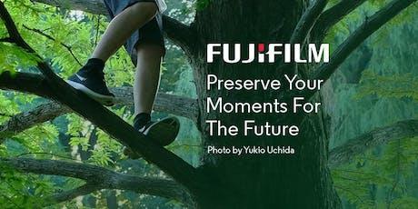 Fujifilm Talk and Walk tickets