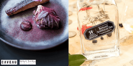 Caveau x Mt Uncle Distillery x Births & Deaths Degustation Dinner tickets