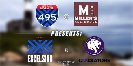 Long Island Excelsior Presents: NYXL vs LA Gladiators tickets