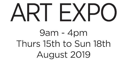 Art Expo 2019 - Buderim Craft Cottage