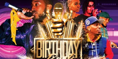 2nd Annual Birthday Bash Concert tickets