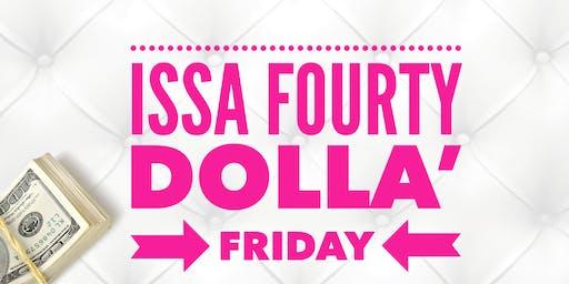 $40 Dolla' Friday (Tooth Gems)