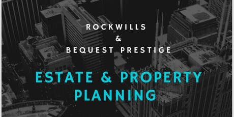 Property Trends, Estate Planning tickets