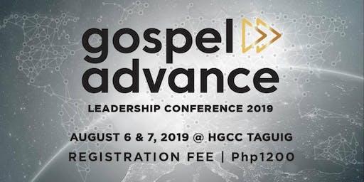 Gospel Advance Leadership Conference 2019