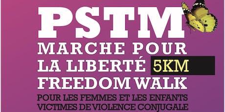 Marche Pour la Liberté/ PSTM Freedom Walk 2019 tickets