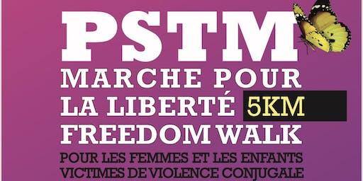 Marche Pour la Liberté/ PSTM Freedom Walk 2019