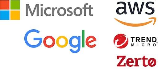 Angelbeat Wilmington Aug 12 with Amazon, Microsoft & Google Keynotes