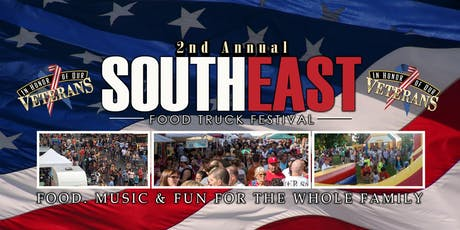 2nd Annual Veterans Day Weekend Food Truck Festival tickets