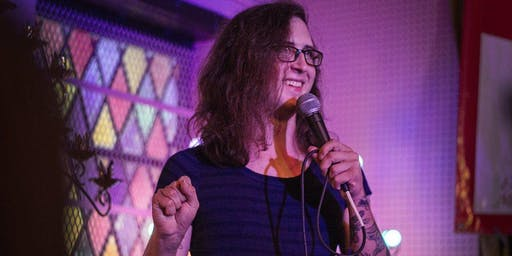 Queer Comedy Party/ Name Change Fundraiser for Lily Campbell