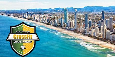 Australian CrossFit Championship - 2020 tickets