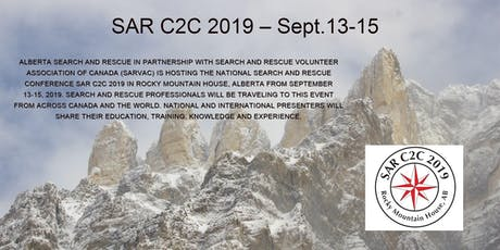 Search and Rescue C2C 2019 tickets