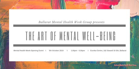The Art of Mental Well-Being tickets