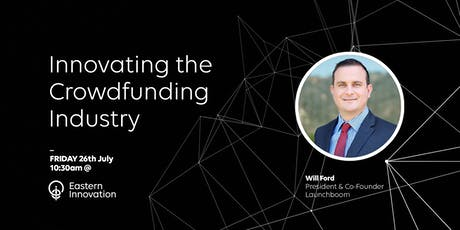 Funding: Have you ever thought about crowdfunding? tickets