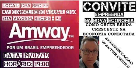 Orientação Empresarial CEA Recife - PE ingressos