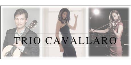 Trio Cavallaro tickets