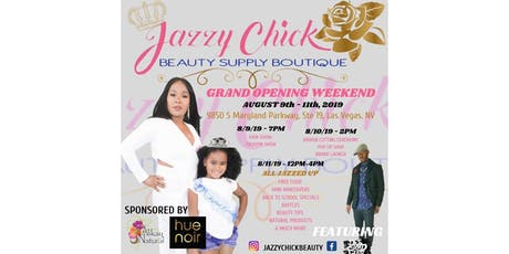 Jazzy Chick Beauty Hair and Fashion Show tickets