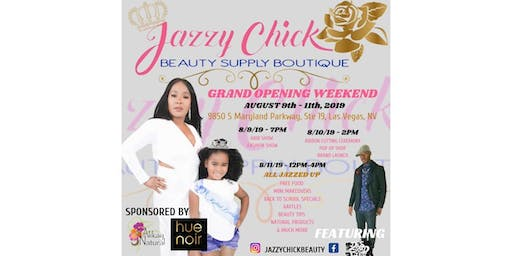 Jazzy Chick Beauty Hair and Fashion Show