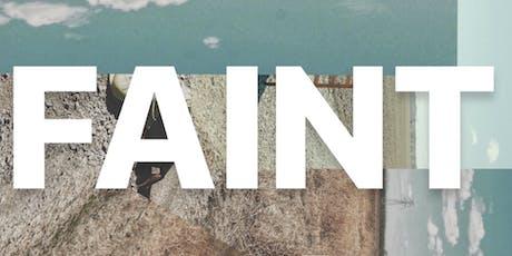 FAINT: A Collaborative Art Exhibition tickets