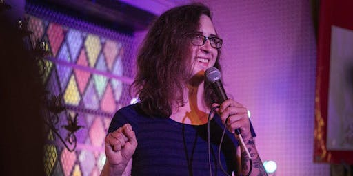 Queer Comedy Party/ Name Change Fundraiser for Lily Campbell (VIP TICKET)