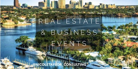 West Palm Beach, FL Real Estate & Business Event  tickets