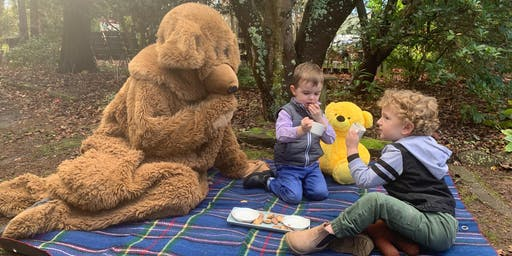 Teddy Bear's Picnic at Chocolate Winterfest, Latrobe