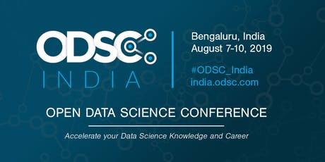 ODSC India 2019 tickets