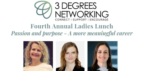 Fourth Annual Networking Lunch tickets