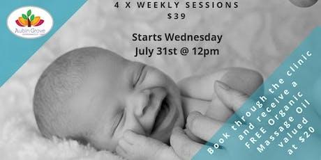 Baby Massage Workshop tickets