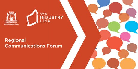 Regional Communication Forum - Mandurah tickets