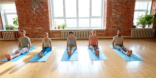 4 Week Beginners Yoga Course