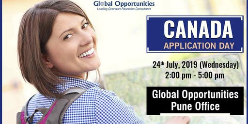 Canada Application Day - Pune