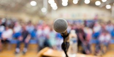 Toowoomba Public Speaking Bootcamp