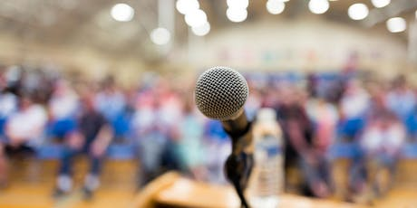 Bundaberg Public Speaking Bootcamp tickets