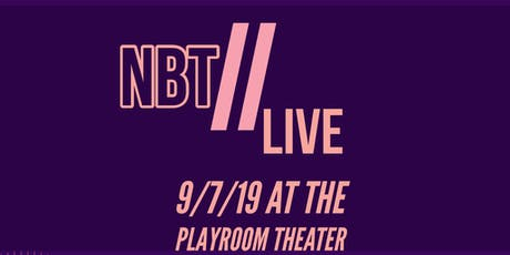 NBT II LIVE  tickets