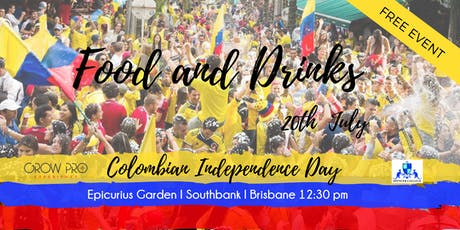 BRISBANE | Colombian Independence Day  tickets