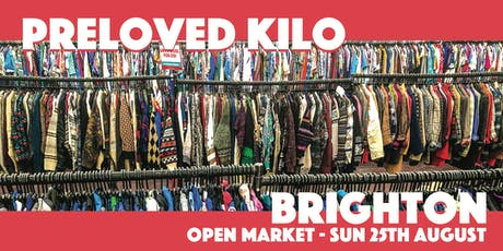Brighton Preloved Vintage Kilo tickets