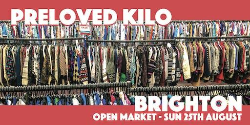 Brighton Preloved Vintage Kilo