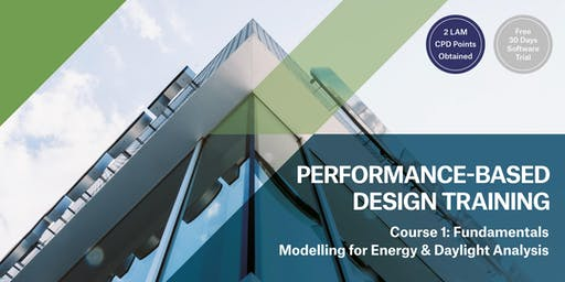 Fundamentals - Modelling for Energy & Daylight Analysis