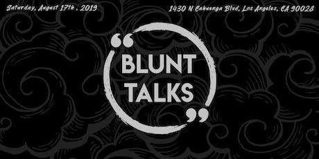 Blunt Talks: Women Share tickets