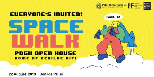 Benilde PDGii Space Walk