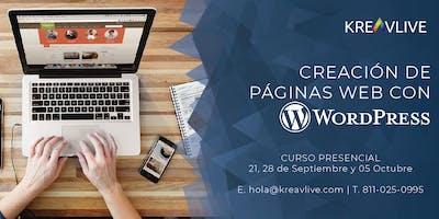 Curso Creación de Página Web