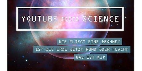 YouTube meets Science - Sommerferiencamp für Jugendliche Tickets