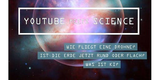 YouTube meets Science - Sommerferiencamp für Jugendliche