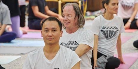 CEO瑜伽工作坊 tickets