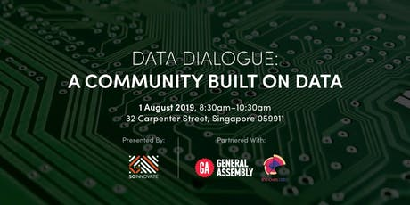 Data Dialogue: A Community Built on Data tickets