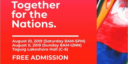 Together for Nations 2019