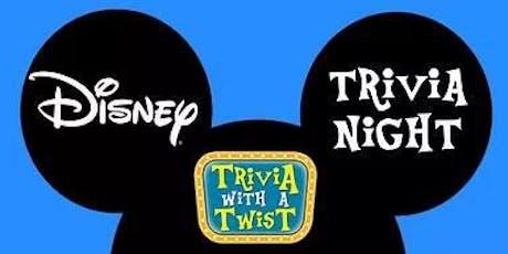 Disney Trivia tickets