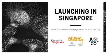 Launching in Singapore tickets