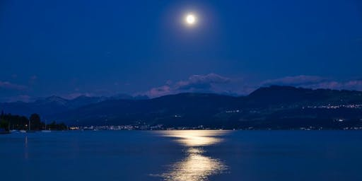 Sturgeon Full Moon Yin Yoga and Sound Healing Immersion